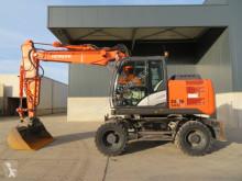 Excavadora Hitachi ZX 140 W-5B excavadora de ruedas usada