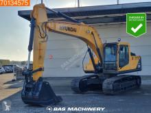 Excavadora Hyundai R210 NEW UNUSED - HAMMER LINE - BUCKET excavadora de cadenas usada