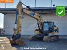 Excavadora Caterpillar 324D excavadora de cadenas usada