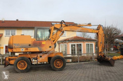 Case 788 P excavator pe roti second-hand