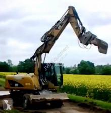Excavadora Caterpillar M313D VAH excavadora de ruedas usada