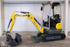 Wacker Neuson EZ17 used mini excavator