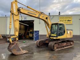 Komatsu PC180 LC-6K Track Excavator used track excavator