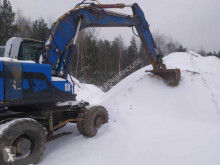 Excavadora excavadora de ruedas JCB JS160W