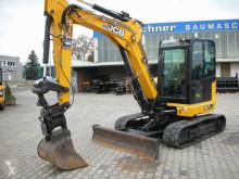 Excavadora JCB 67C-1 mit Powertilt + Herstellergarantie miniexcavadora usada