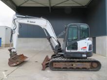 Bobcat E 80 EA mini-excavator second-hand