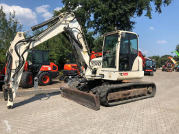 Terex TC 125 used mini excavator