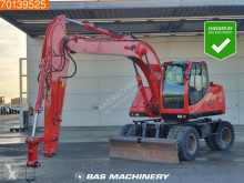 Case wheel excavator WX145