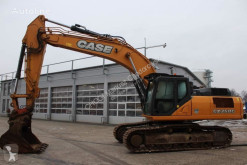 Case CX350C used track excavator