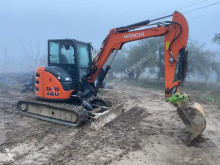 Hitachi ZAXIS 48U used mini excavator