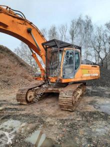 Excavadora Doosan DX420 LC excavadora de cadenas usada