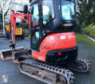 Kubota used mini excavator