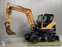 Escavatore gommato Hyundai R 55 W-9A