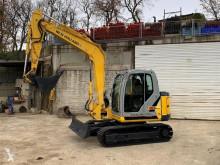 Excavadora New Holland E 80 B MSR-2 miniexcavadora usada