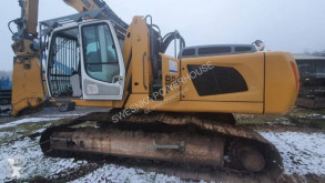 Liebherr R924 pásová lopata použitý