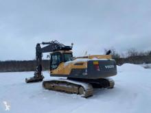 Volvo EC250 D used track excavator