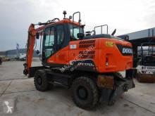 Escavadora Doosan DX 170 W-5 escavadora de rodas usada