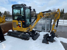 Caterpillar mini excavator 302 CR - NG