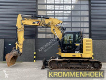Caterpillar 315 F LCR used track excavator