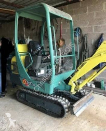 Yanmar B 15-3 used mini excavator