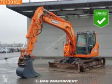 Doosan DX140 LCR used track excavator