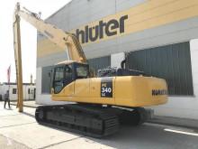 Komatsu PC340LC-7E0 used track excavator