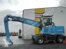 Excavadora Fuchs MHL474 excavadora de ruedas usada