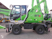 Sennebogen 817M used wheel excavator