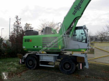 Sennebogen 818M used wheel excavator