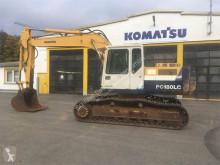 Excavadora Komatsu PC180LC-5K excavadora de cadenas usada
