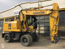 Excavadora Komatsu PW180-10 excavadora de ruedas usada