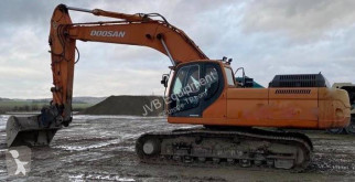 Doosan DX340 LC-3 used track excavator