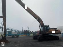 Case CX330 used track excavator