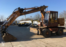 Case Poclain 61P used wheel excavator
