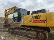 New Holland E 385 used track excavator