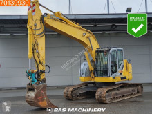 Kobelco track excavator E235 BSR-2 German Machine - All functions
