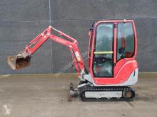 Yanmar SV 15 used mini excavator
