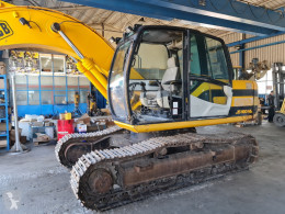 JCB track excavator JS180NLC