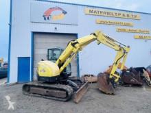Excavadora Yanmar B 7 excavadora de cadenas usada