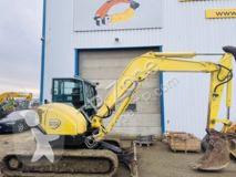 Yanmar vio75-a à 25900€ net used track excavator