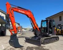 Kubota KX080-3 excavator used