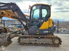 Excavadora Volvo ECR 88 D miniexcavadora usada