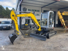Wacker Neuson 38Z3 Zero Tail EZ38RD used mini excavator