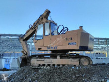 Simit SL11 excavator pe şenile second-hand