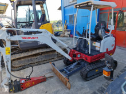 Takeuchi TB216 used mini excavator