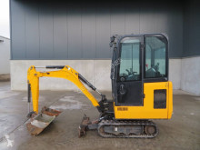 JCB 15 C-1 mini-excavator second-hand