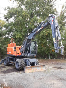 Atlas 160 W-SR new wheel excavator
