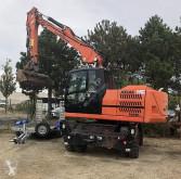 Excavadora Atlas 160 W excavadora de ruedas usada