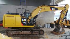 Caterpillar 320E LN used track excavator