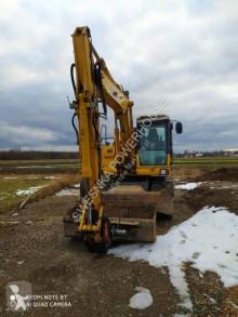 Excavadora Komatsu PW160-7 excavadora de ruedas usada
